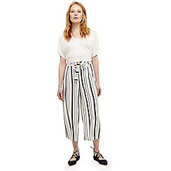 Phase Eight - Dinah wide leg culotte trousers