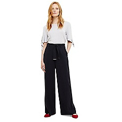 Phase Eight - Flo tencel wide leg trousers