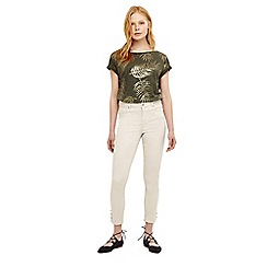 Phase Eight - Natural ali lace hem jeans