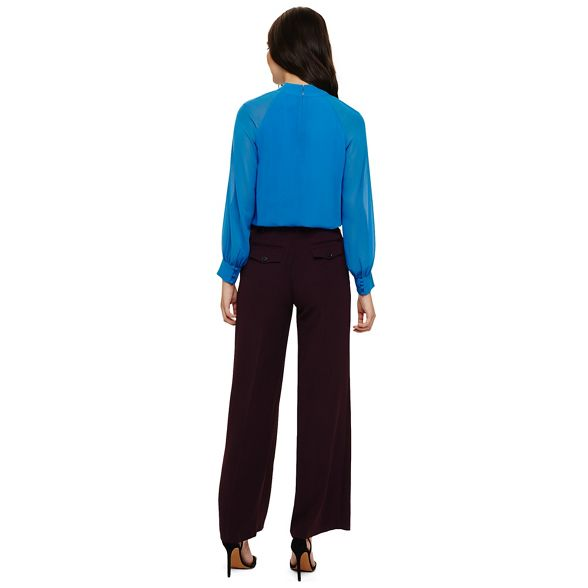 wide adalena Eight trouser Purple leg Phase tEqU6wZ