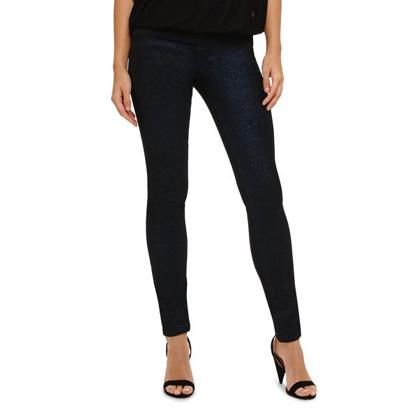 glitter elissa Eight Cobalt Phase black jeans and IZXqpP