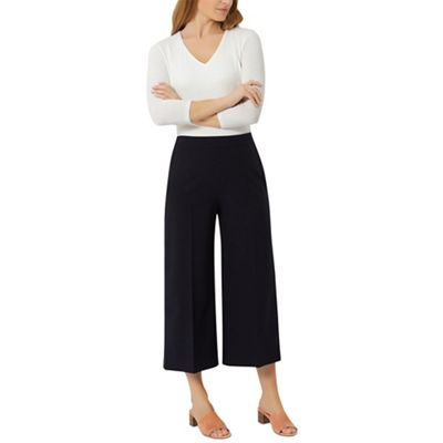Damsel In A Dress   Blue Leiston Culottes by Damsel In A Dress