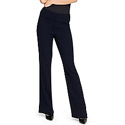 Damsel in a dress - Navy city suit trousers