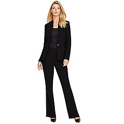 Damsel in a dress - Black city suit trousers