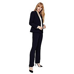 Damsel in a dress - Navy amelia city suit trousers