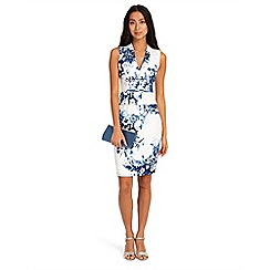 Phase Eight - Chinoisserie print dress