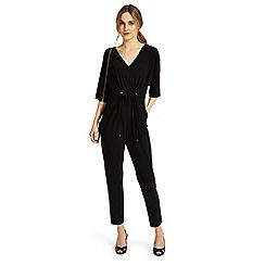 Phase Eight - Black Versillia jumpsuit