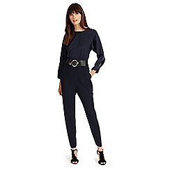 Phase Eight - Navy saphy jumpsuit