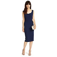 Phase Eight - Royal Navy lily dress