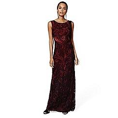 Phase Eight - Thandi tapework full length dress