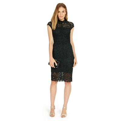 Phase Eight   Green Becky Lace Dress by Phase Eight