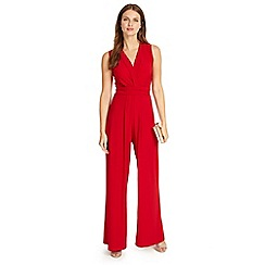 Phase Eight - Scarlet tia sleeveless jumpsuit