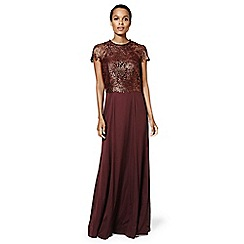Phase Eight - Nala lace full length dress