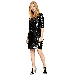 Phase Eight - Belda big sequin dress