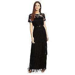 Phase Eight - Malene fringe full length dress