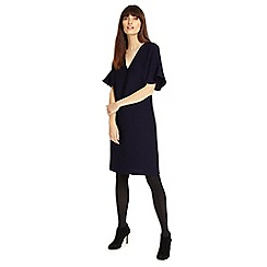 Phase Eight - Blue 'Vivian' textured tunic dress