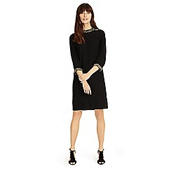 Phase Eight - Elle embellished choker knitted dress
