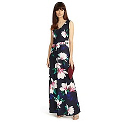 Phase Eight - Multi-coloured Magnolia print maxi dress