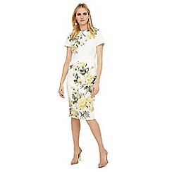 Phase Eight - Cream nika dress