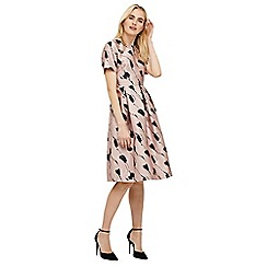 Phase Eight - Pink carlett floral dress