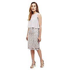 Phase Eight - Tuileries layered lace dress