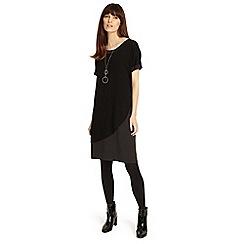 Phase Eight - Black colourblock Elizabetta dress