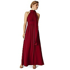 Phase Eight - Red roxi maxi dress