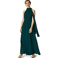 Phase Eight - Green roxi maxi dress