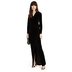 Phase Eight - Valeria velvet full length dress