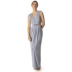 Phase Eight - Natural Martha embellished maxi dress