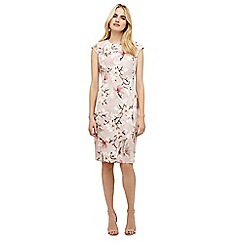 Phase Eight - Pink odette floral dress