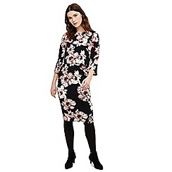 Phase Eight - Multicoloured thea floral print dress