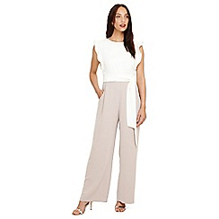 Phase Eight - White Victoriana jumpsuit