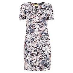 Phase Eight - Multicoloured jackson print dress
