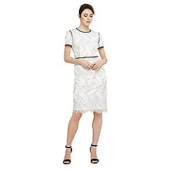 Phase Eight - Cream adona lace dress