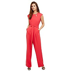Phase Eight - Pink polly cut out jumpsuit
