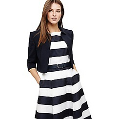 Phase Eight - Blue andrea stripe dress