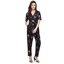 Phase Eight - Blue alicia floral jumpsuit