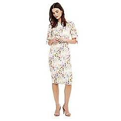 Phase Eight - White bella floral dress