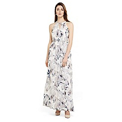 Phase Eight - Multi-coloured salema floral maxi dress