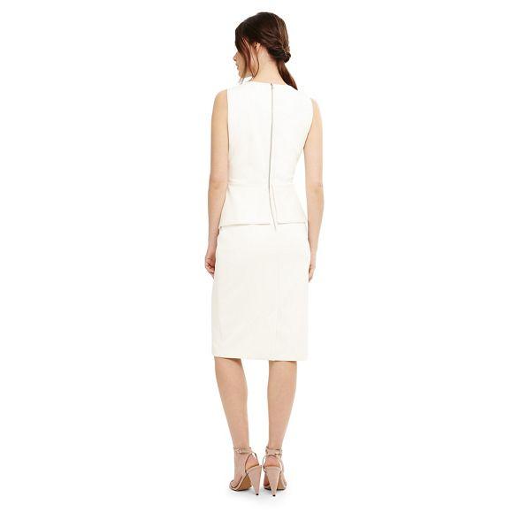 scuba Eight Cream dress Phase saskia HqtX1qxw