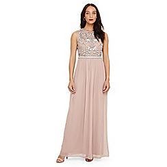 Phase Eight - Pink Zahara embellished dress
