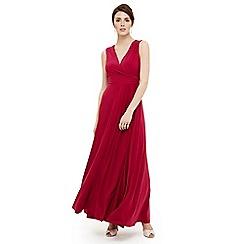 Phase Eight - Pink betalia maxi dress