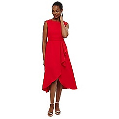Phase Eight - Red rushelle dress