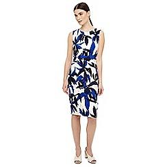 Phase Eight - Multicoloured Abela print dress