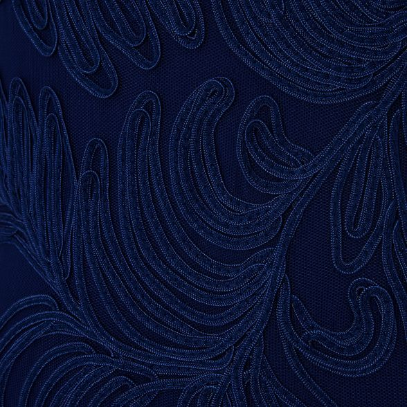 Phase Eight dress Blue tapework cecily nSrwnaR