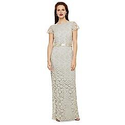 Phase Eight - Metallic cassie embellished dress