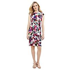 Phase Eight - Multicoloured sabella print dress