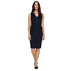 Phase Eight - Blue farrah lace dress