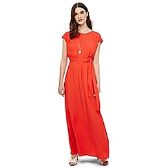 Phase Eight - Orange heather maxi dress